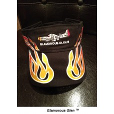 P-51 Flame Hat