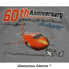 Gray X-1 60th Anniversary T-Shirt